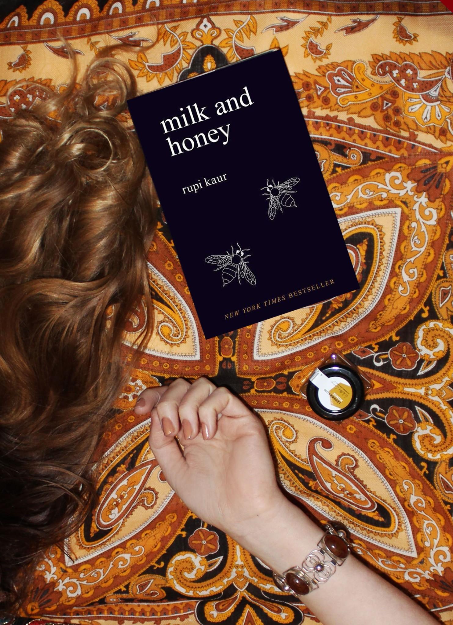 honig_milk_and_honey_book