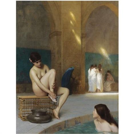 jean_léon_gérôme_femmes_au_bain