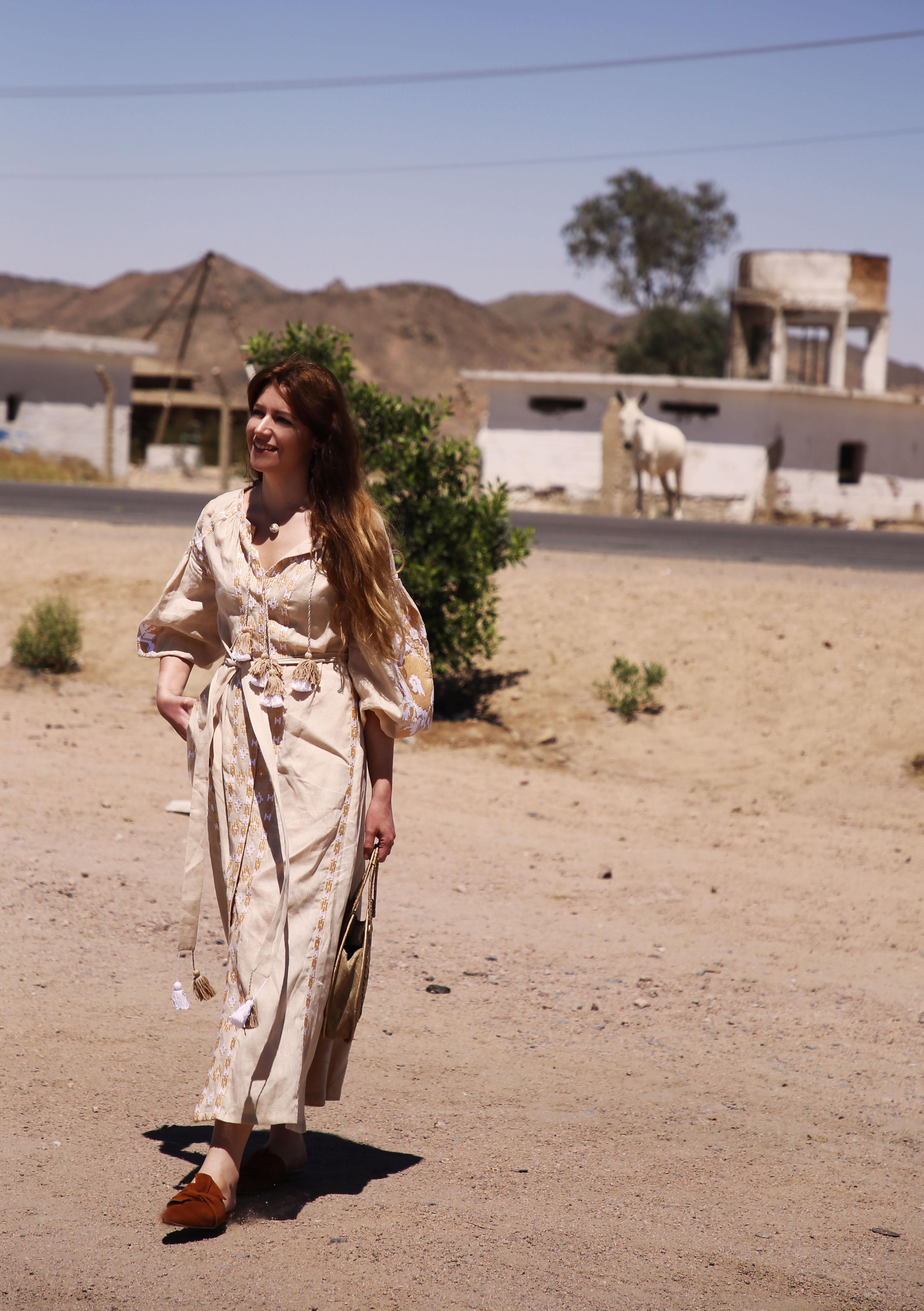 mia und ich blog Oase Arabische Wüste Esel Ägypten Egypt