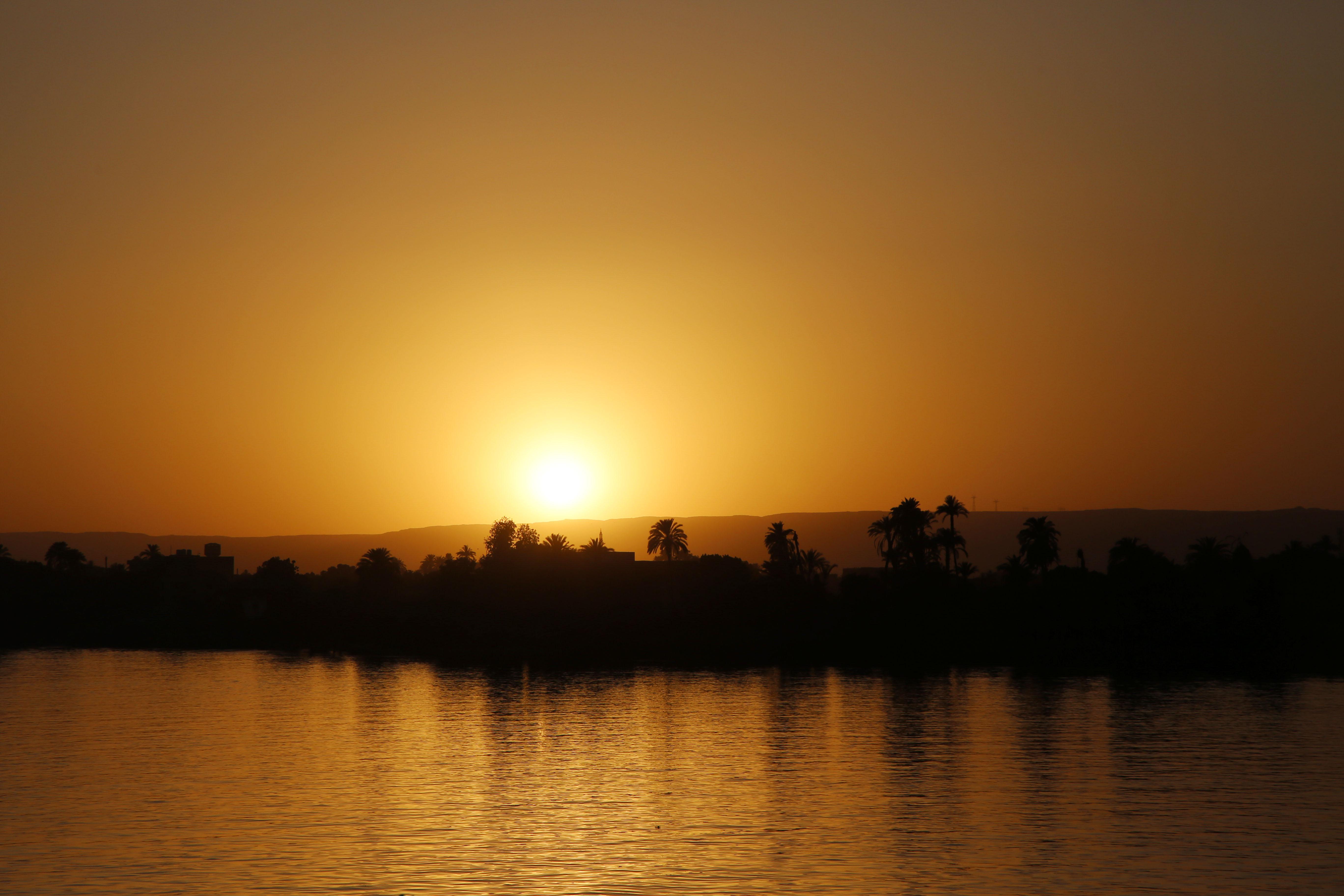 mia und ich blog Luxor Nil Ägypten Egypt