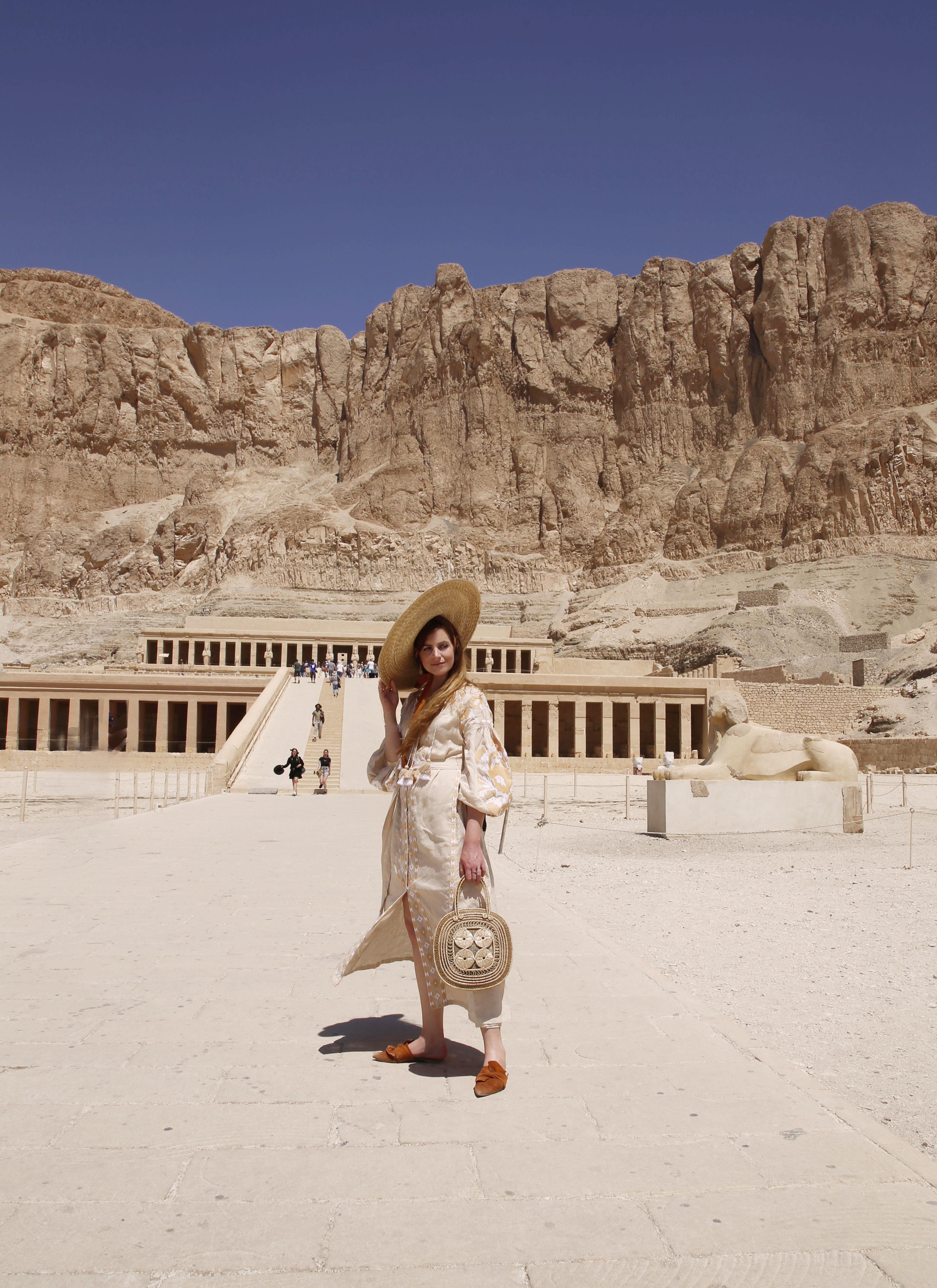 mia und ich blog Hatschepsut Tempel Ägypten Egypt