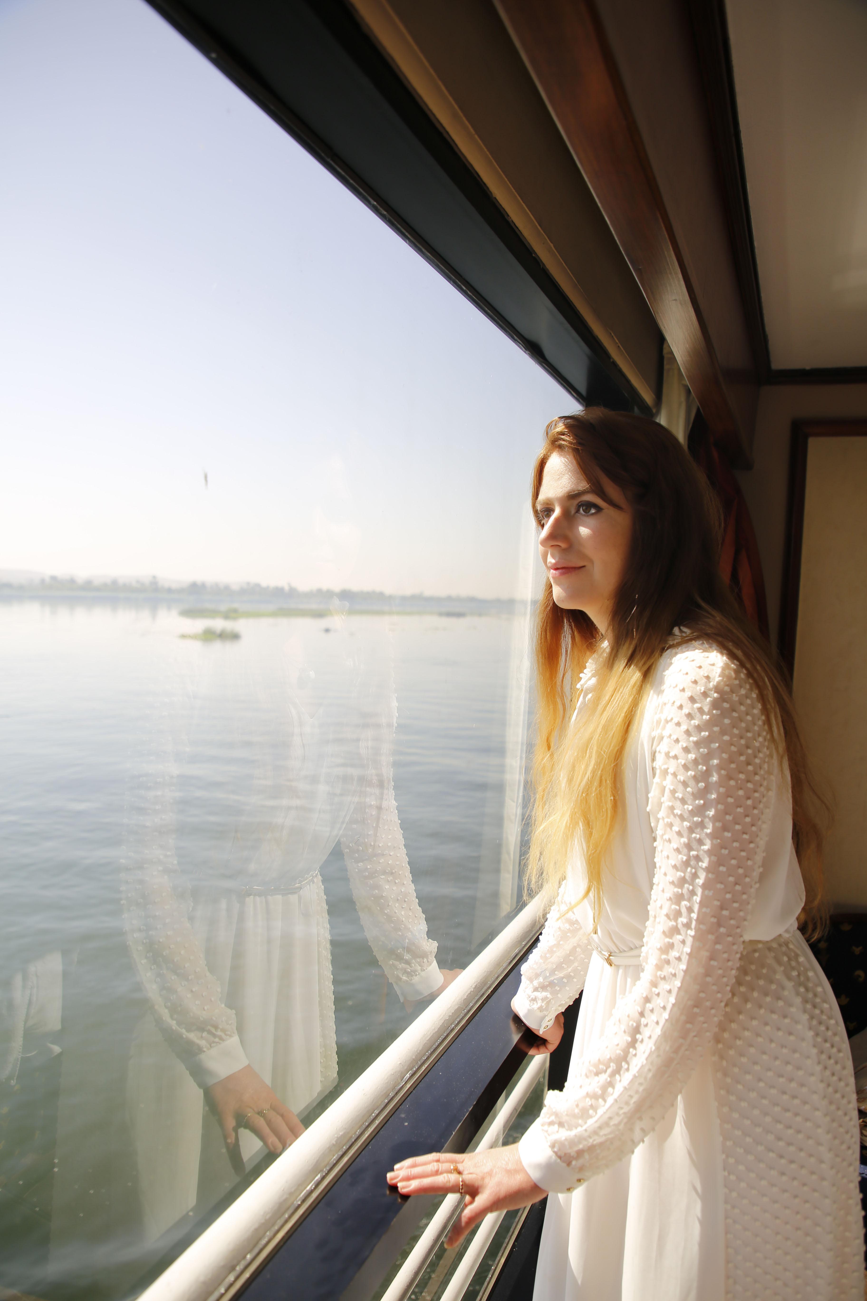 mia und ich blog Lady Sophia Nil Ägypten Egypt
