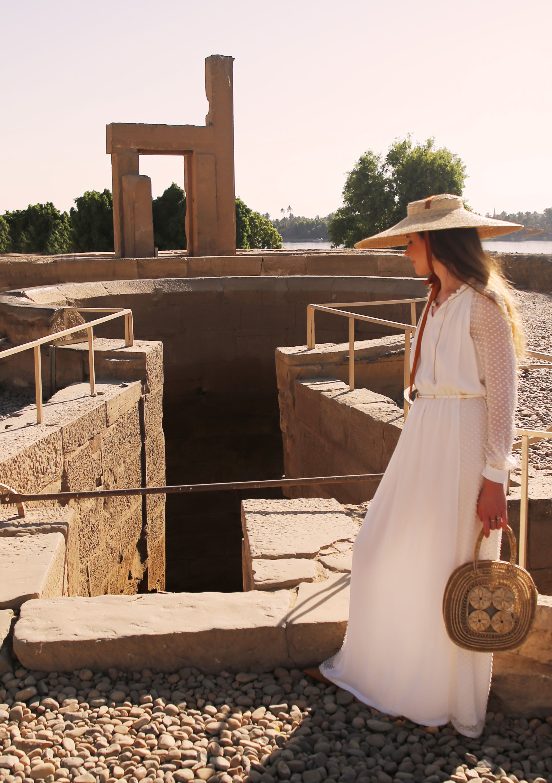mia und ich blog Nilometer Kom Ombo Tempel Ägypten Egypt