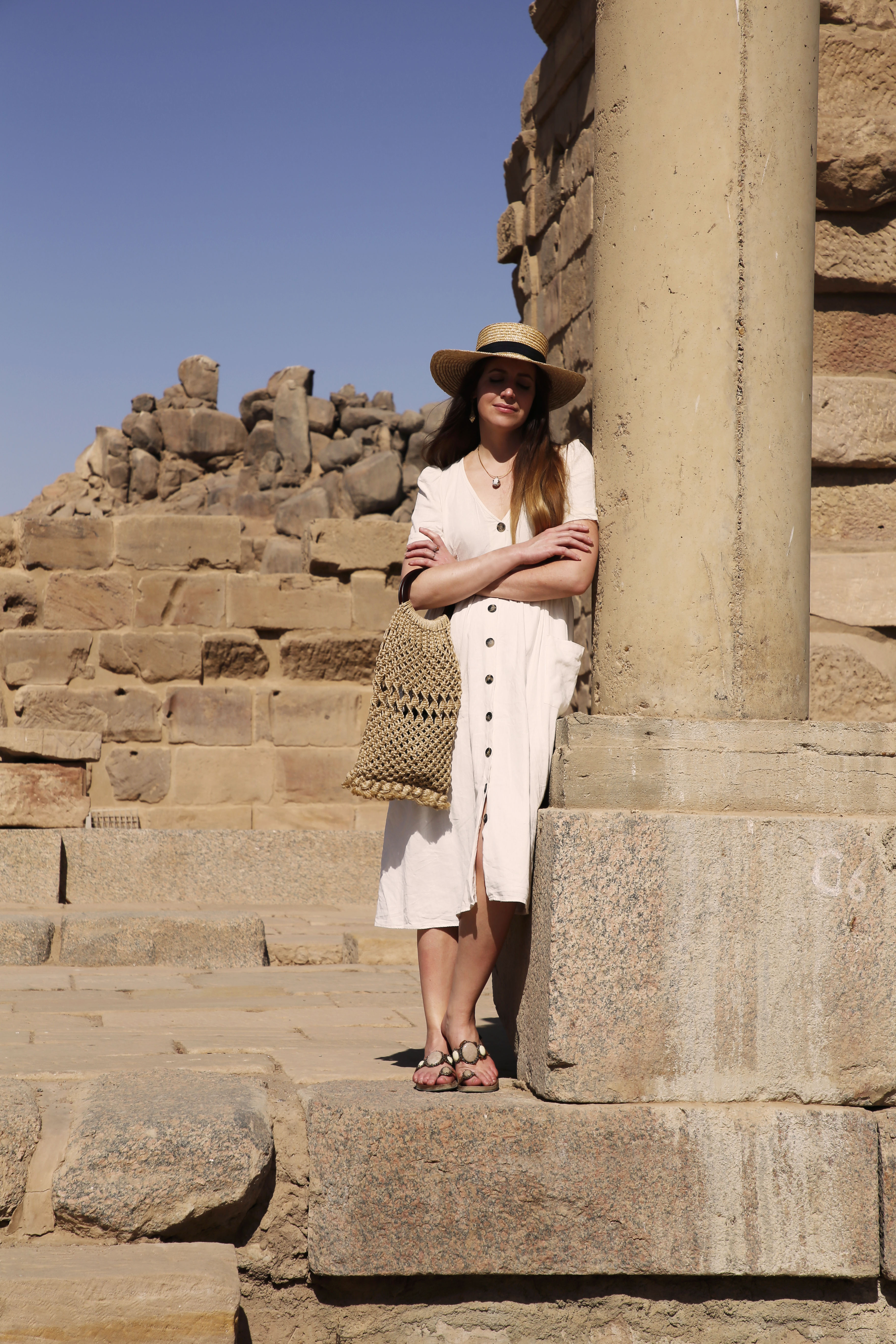 mia und ich blog Philea Tempel Ägypten Egypt