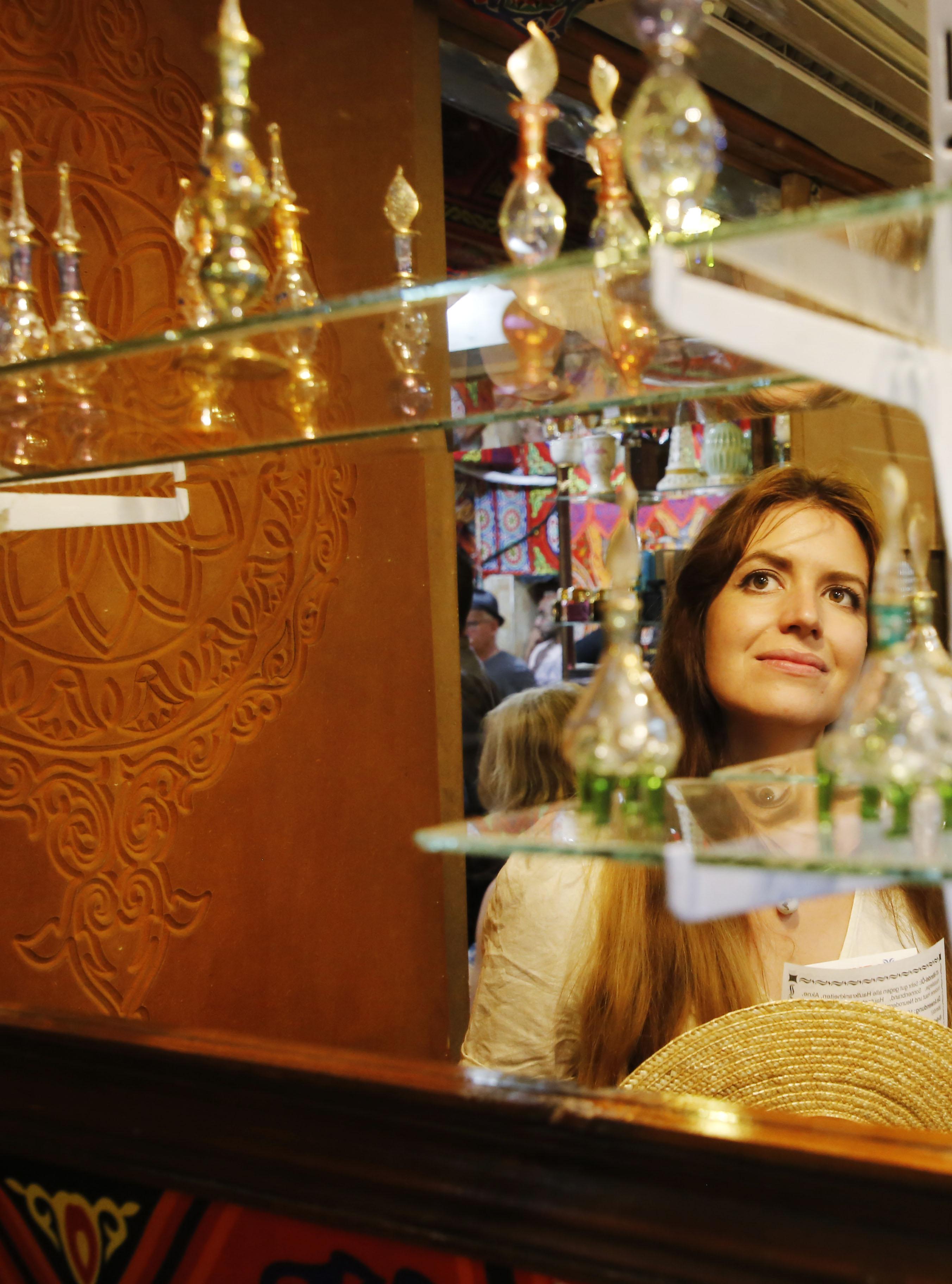 mia und ich blog Nubischer Duftheiler Assuan Ägypten Egypt