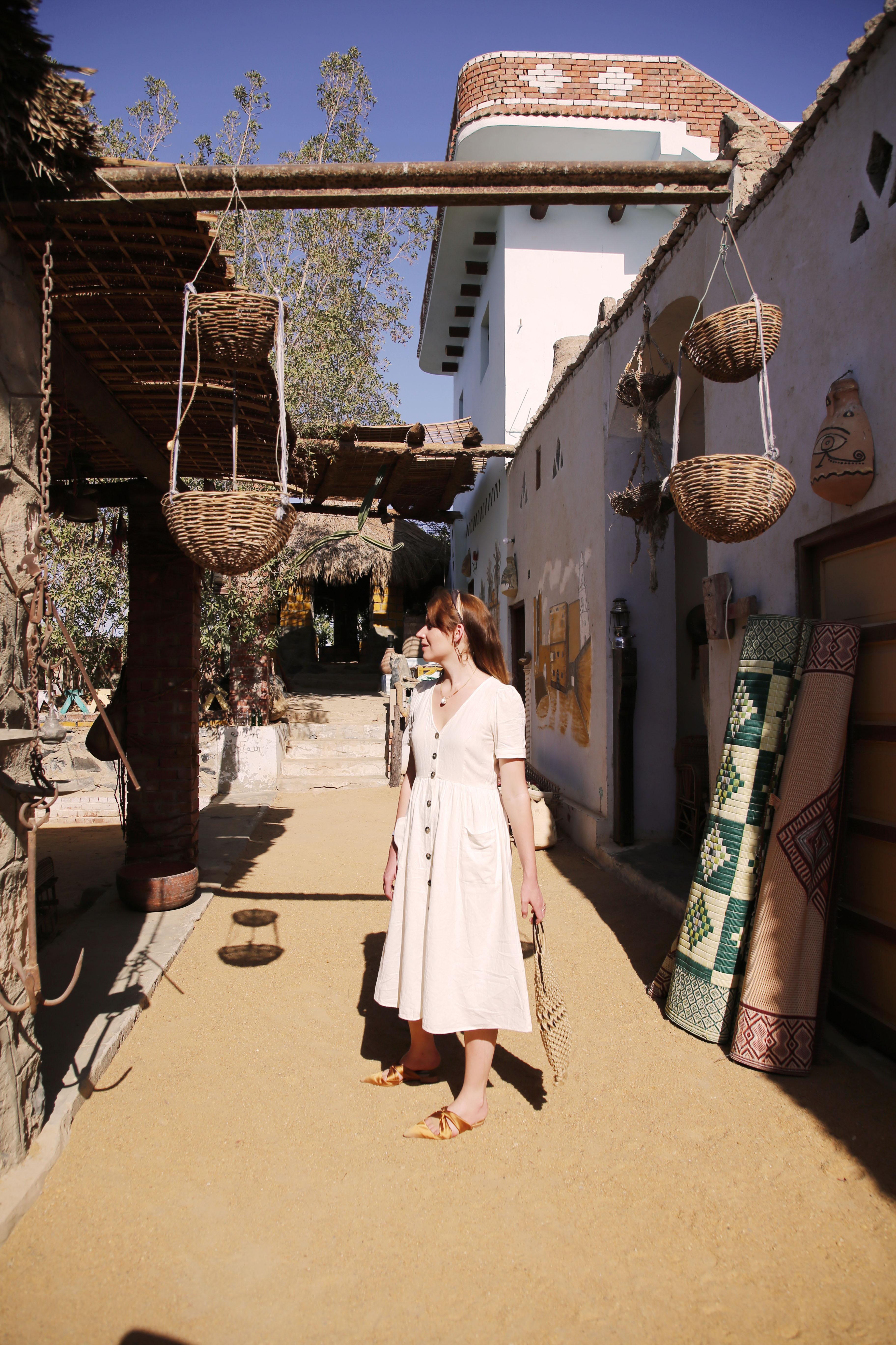 mia und ich blog Nubierdorf Assuan Ägypten Egypt